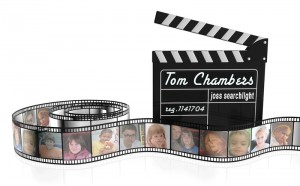 Film Strip Tom Chambers