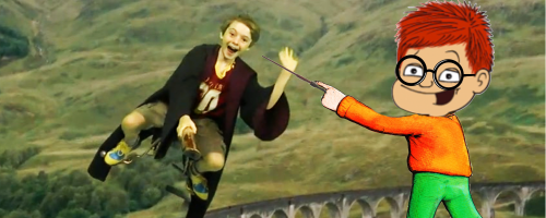 Scruff wand & Jambo