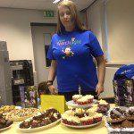 Ridgeway cake sale