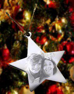 Christmas steel star NP 2