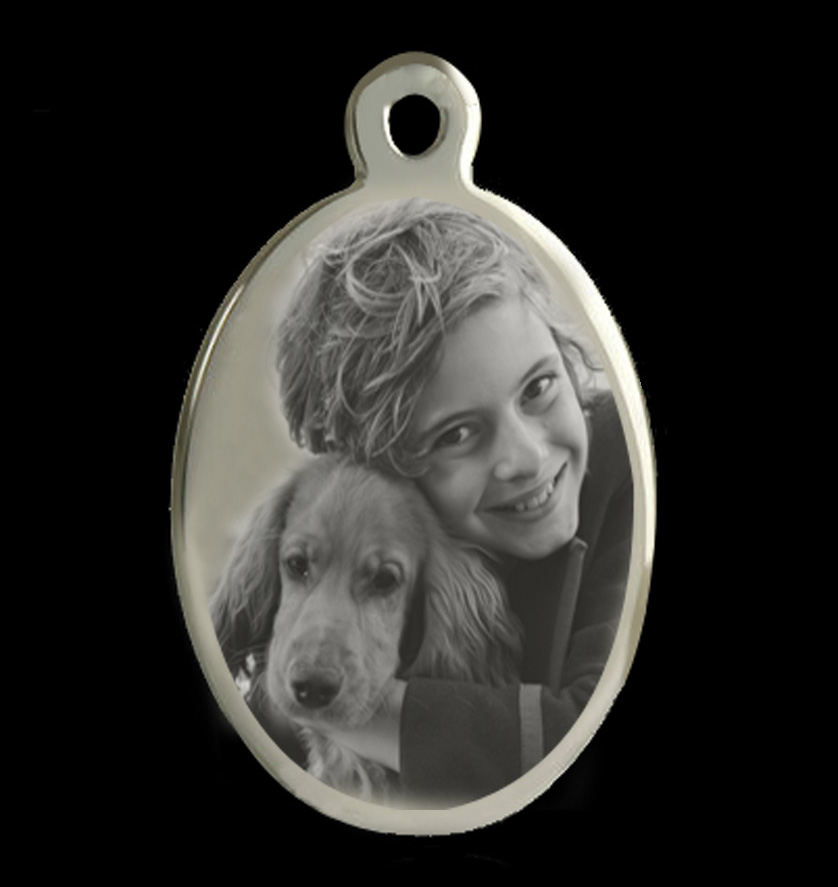 Photo engraved pendant joss searchlight photo engraved pendant aloadofball Choice Image