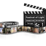 Film Strip festival of light 1